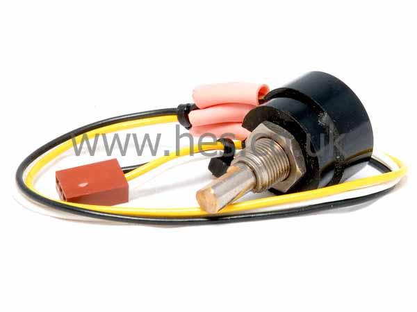 Radiator Temperature Control Potentiometer