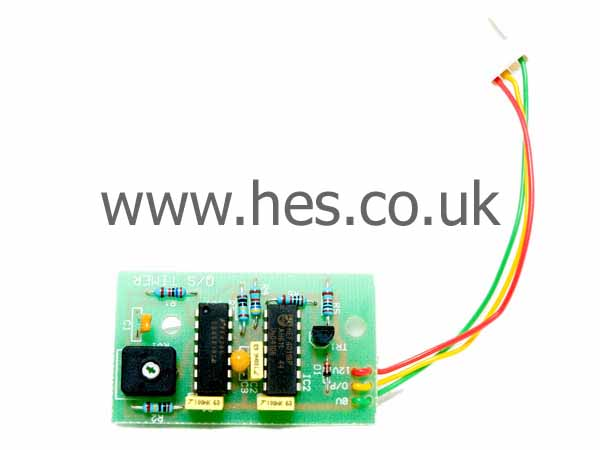Printed Circuit Board Timer Module